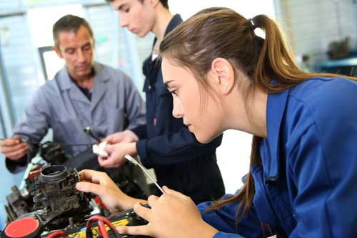 Apprenticeship Industries