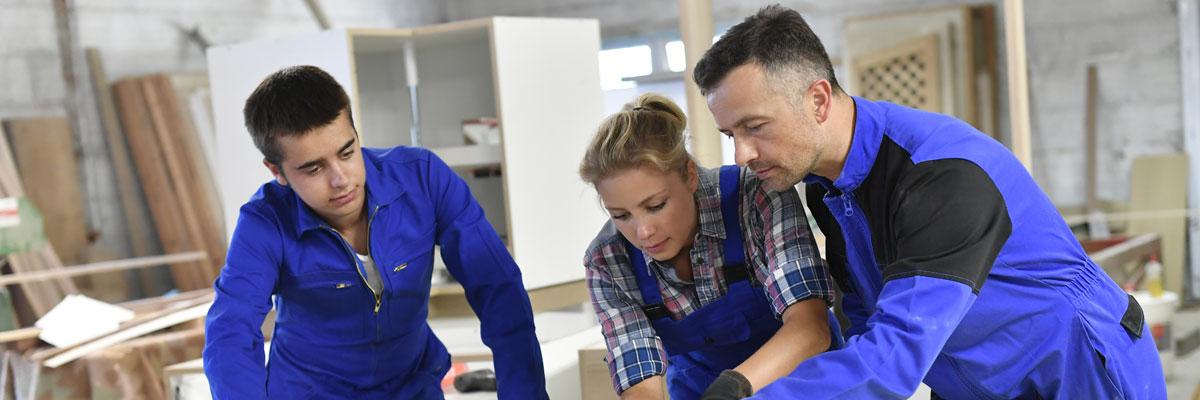 Intermediate Apprenticeships