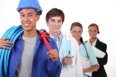 wide choice of traineeships