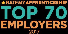 RateMyApprenticeship Top 70