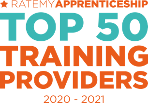 RateMyApprenticeship Top 50 training providers