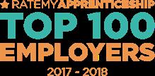 RateMyApprenticeship Top 100