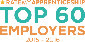 RateMyApprenticeship Top 60