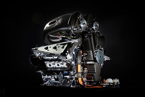 Mercedes AMG High Performance Powertrains Media