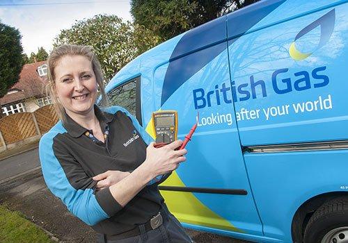 Centrica British Gas Media
