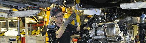 Toyota Manufacturing Media