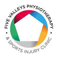 5 Valleys Physio logo