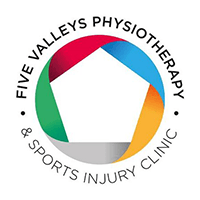 5 Valleys Physio logo