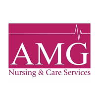 AMG Nursing and Care Services logo
