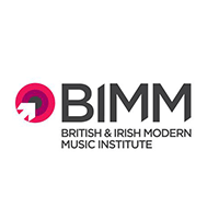 British and Irish Modern Music Institute logo