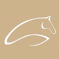 Burrows Lane Riding School logo