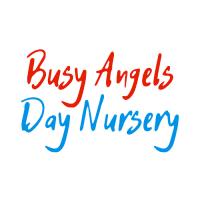 Busy Angels Day Nursery logo