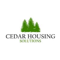 Cedar Housing Solutions logo
