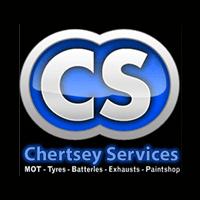Chertsey Service & Mot Centre logo