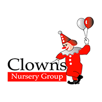 Clowns Day Nursery logo