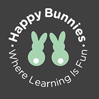 Happy Bunnies Nursery logo