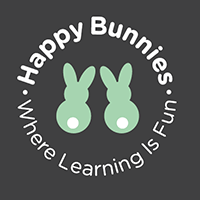 Happy Bunnies Nursery logo