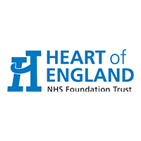 Heart of England NHS Foundations Trust logo