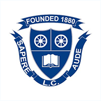 Lutterworth College logo