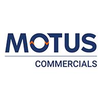 MOTUS Commercials logo