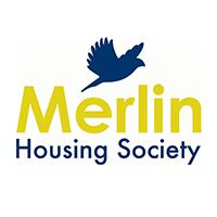 Merlin Housing Society logo