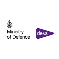 Defence Equipment & Support logo