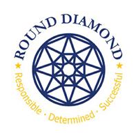 Round Diamond Primary School logo