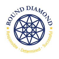 Round Diamond Primary School logo