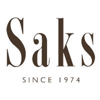 Saks Hair & Beauty logo