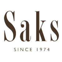 Saks Hair & Beauty logo
