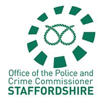 Staffordshire Police & Crime Commissioner logo