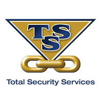 T.S.S. (Total Security Services) logo