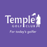 Temple Golf Club logo