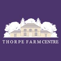 Thorpe Farm Peel House logo