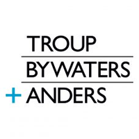 Troup Bywaters + Anders logo