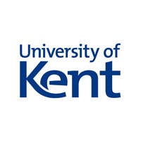 The University of Kent logo