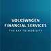 Volkswagen Financial Services logo